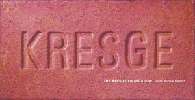 Kresge Foundation - 2006 Annual Report