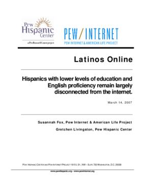 Latinos Online