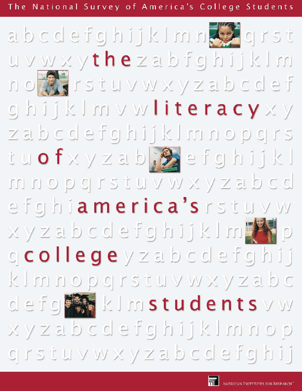 The Literacy of America's College Students