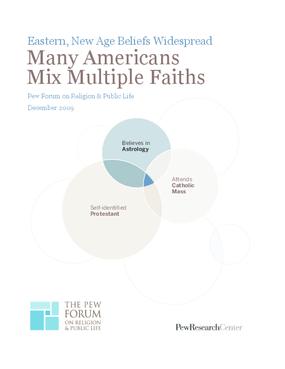 Many Americans Mix Multiple Faiths