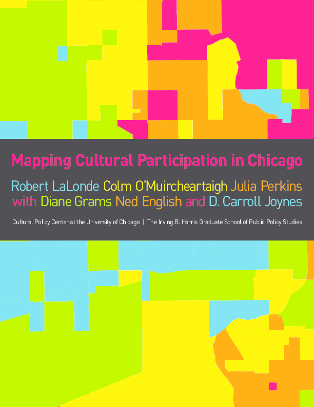 Mapping Cultural Participation in Chicago