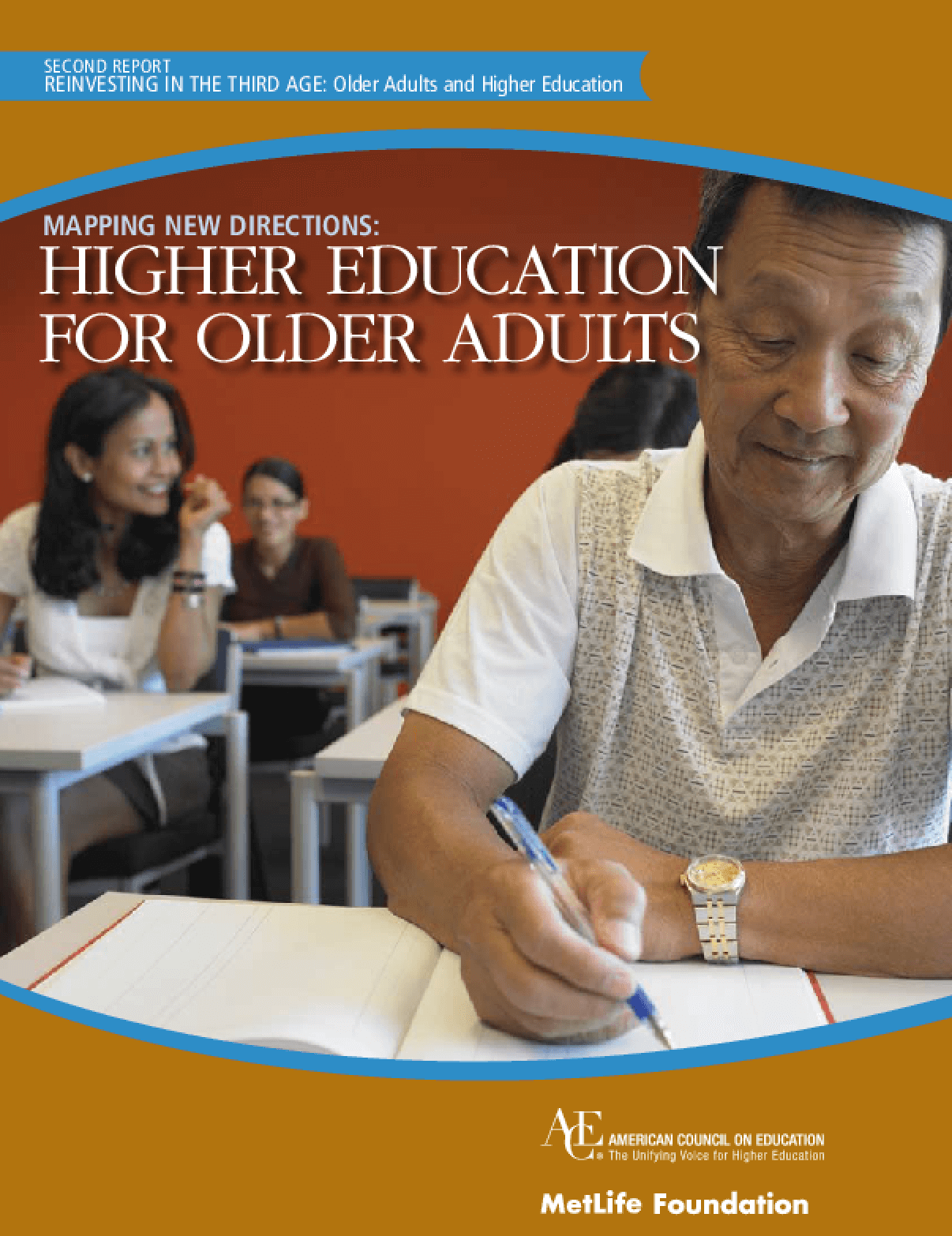 Mapping New Directions: Higher Education for Older Adults