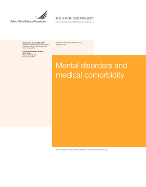 Mental Disorders and Medical Comorbidity