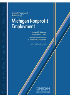 Michigan Nonprofit Employment