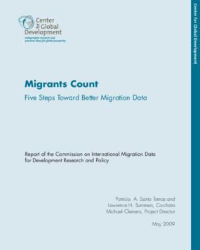 Migrants Count: Five Steps Toward Better Migration Data