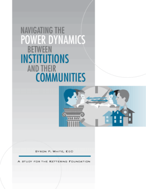 Navigating the Power Dynamics Between Institutions and Their Communities