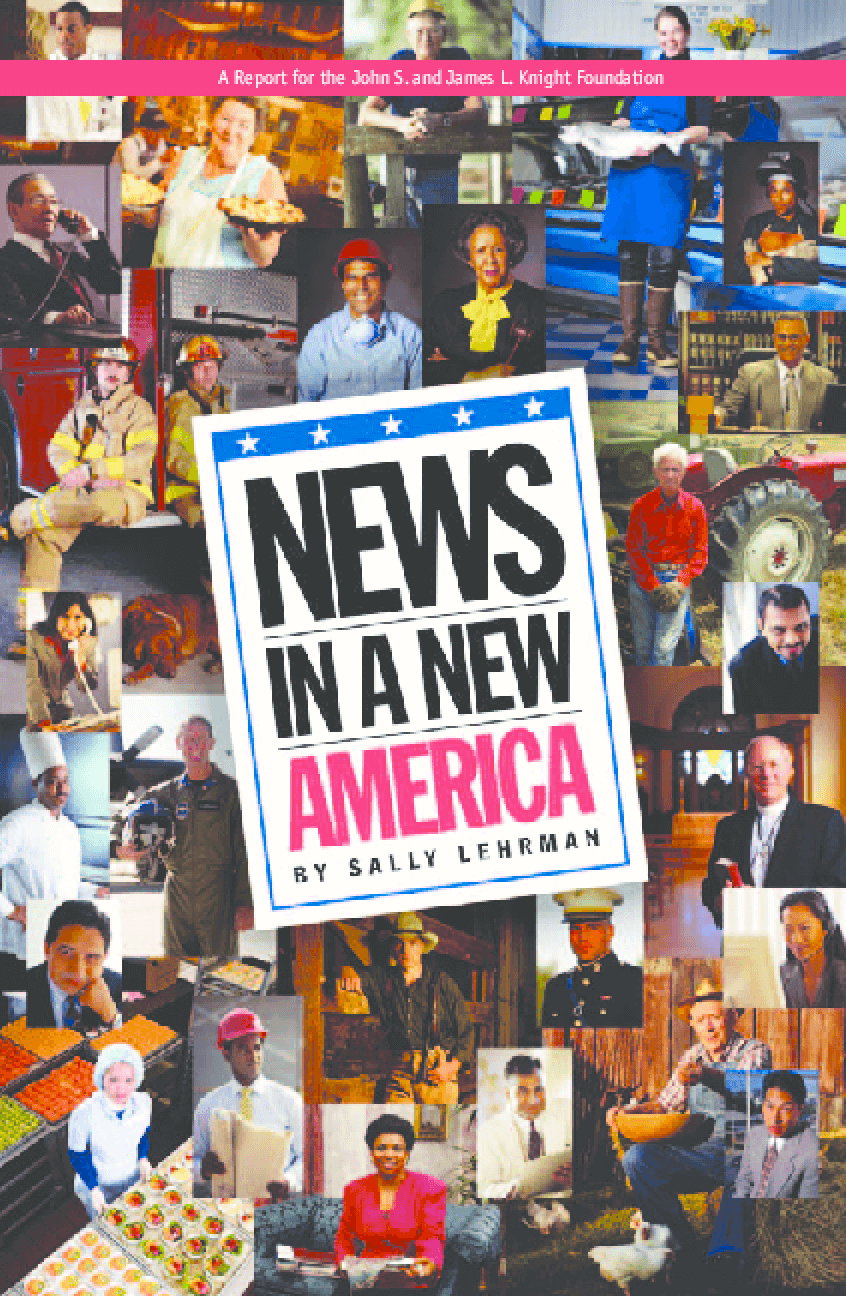 News in a New America