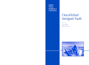 Out-of-School Immigrant Youth