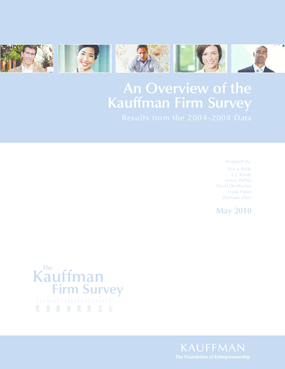 An Overview of the Kauffman Firm Survey: Results From the 2004-2008 Data