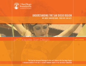 pARTicipate San Diego: The Case for Increased Cultural Patronage