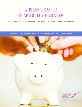 A Penny Saved Is Mobility Earned