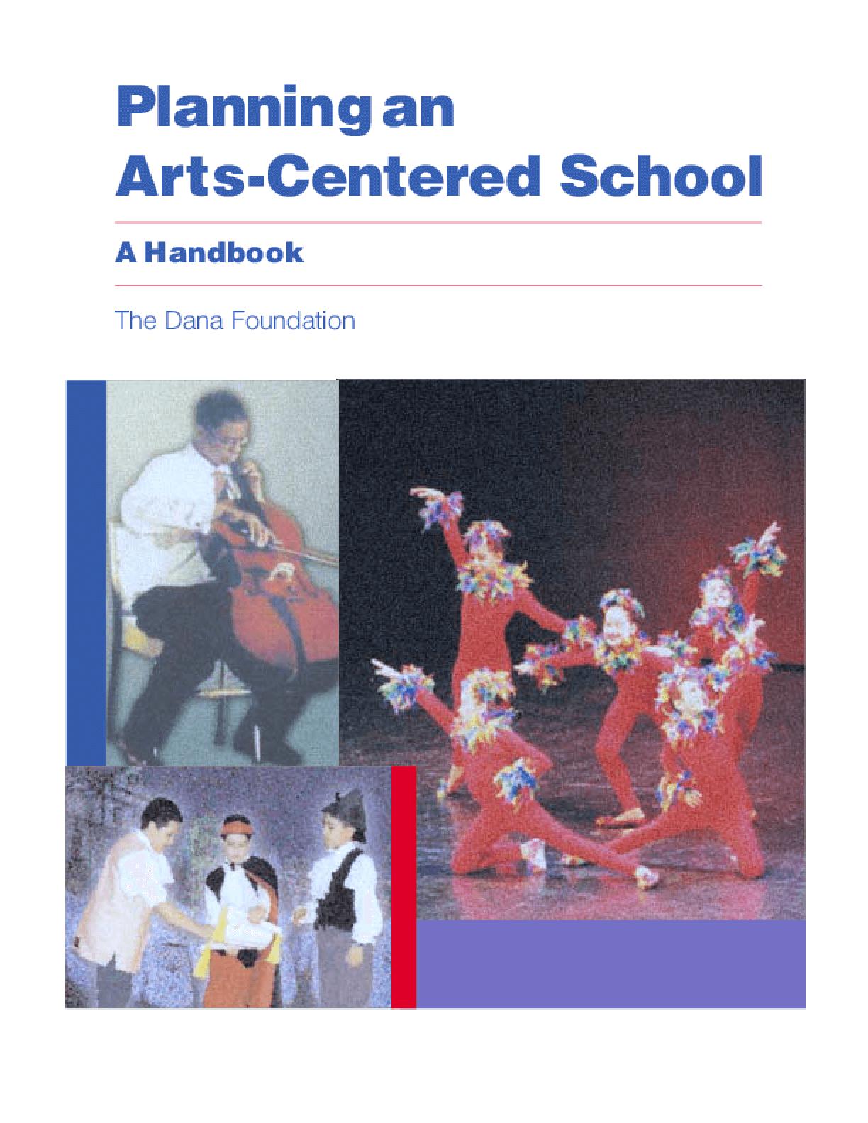 Planning an Arts-Centered School: A Handbook