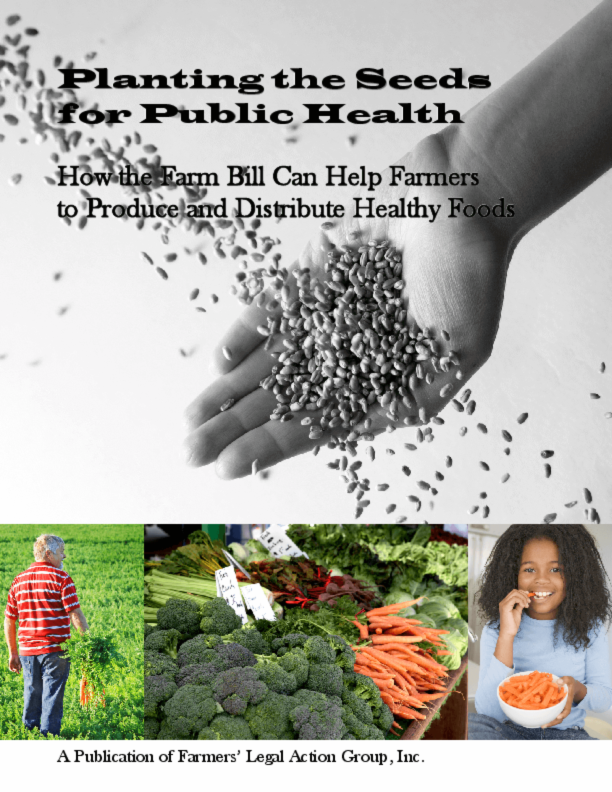 Planting the Seeds for Public Health: How the Farm Bill Can Help Farmers to Produce and Distribute Healthy Foods
