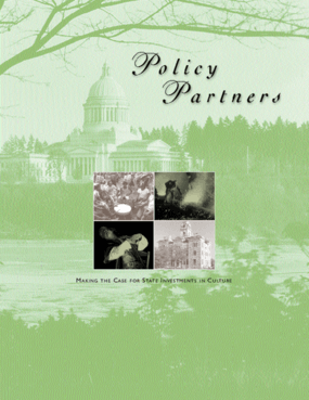 Policy Partners: Making the Case for State Investments in Culture