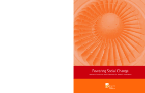 Powering Social Change: Lessons on Community Wealth Generation for Nonprofit Sustainability