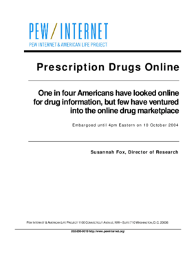 Prescription Drugs Online