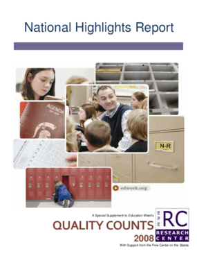 Quality Counts 2008: Tapping Into Teaching, Unlocking the Key to Student Success