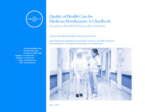 Quality of Health Care for Medicare Beneficiaries: A Chartbook