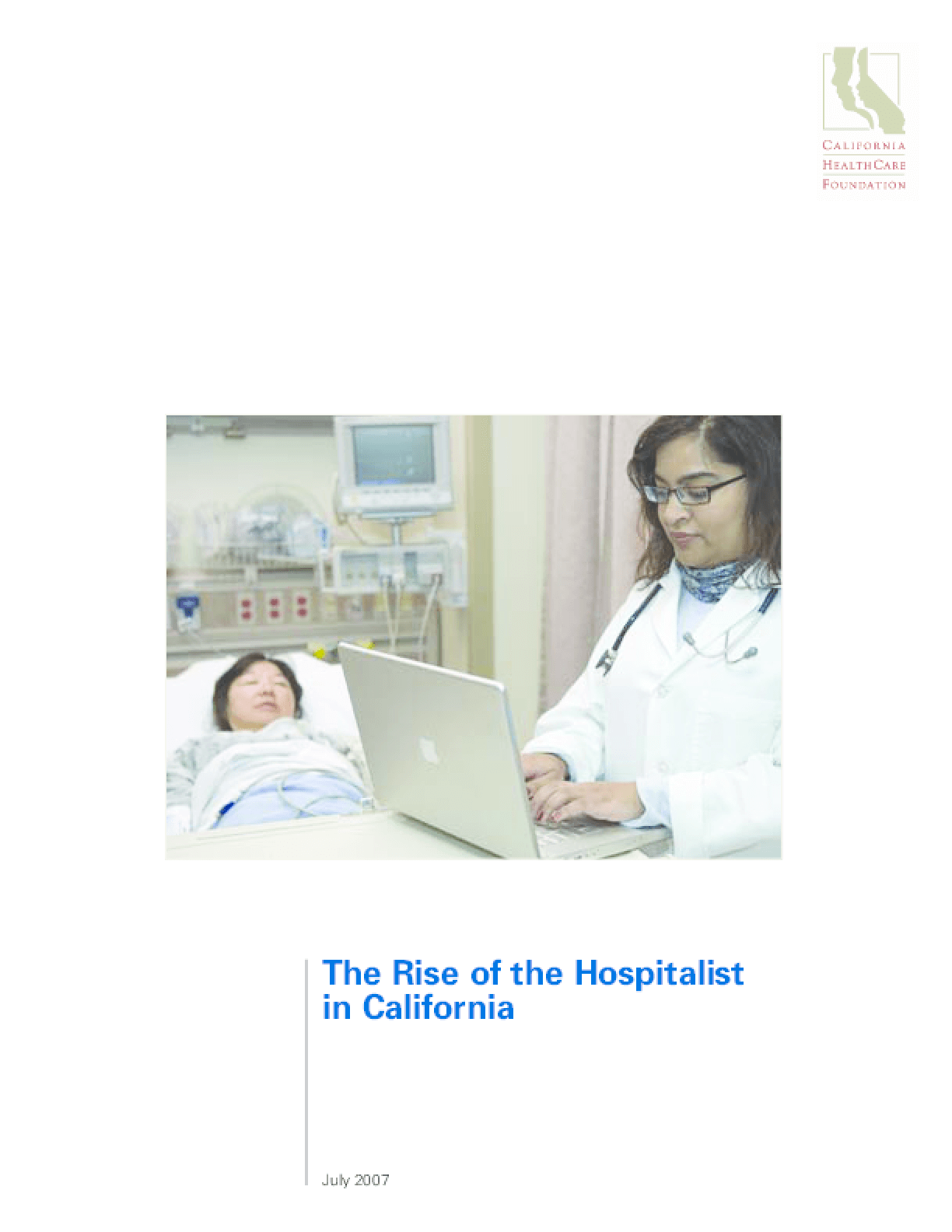 The Rise of the Hospitalist in California