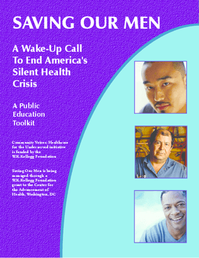 Saving Our Men: A Wake-Up Call to End America's Silent Health Crisis