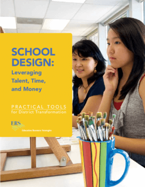 School Design: Leveraging Talent, Time, and Money