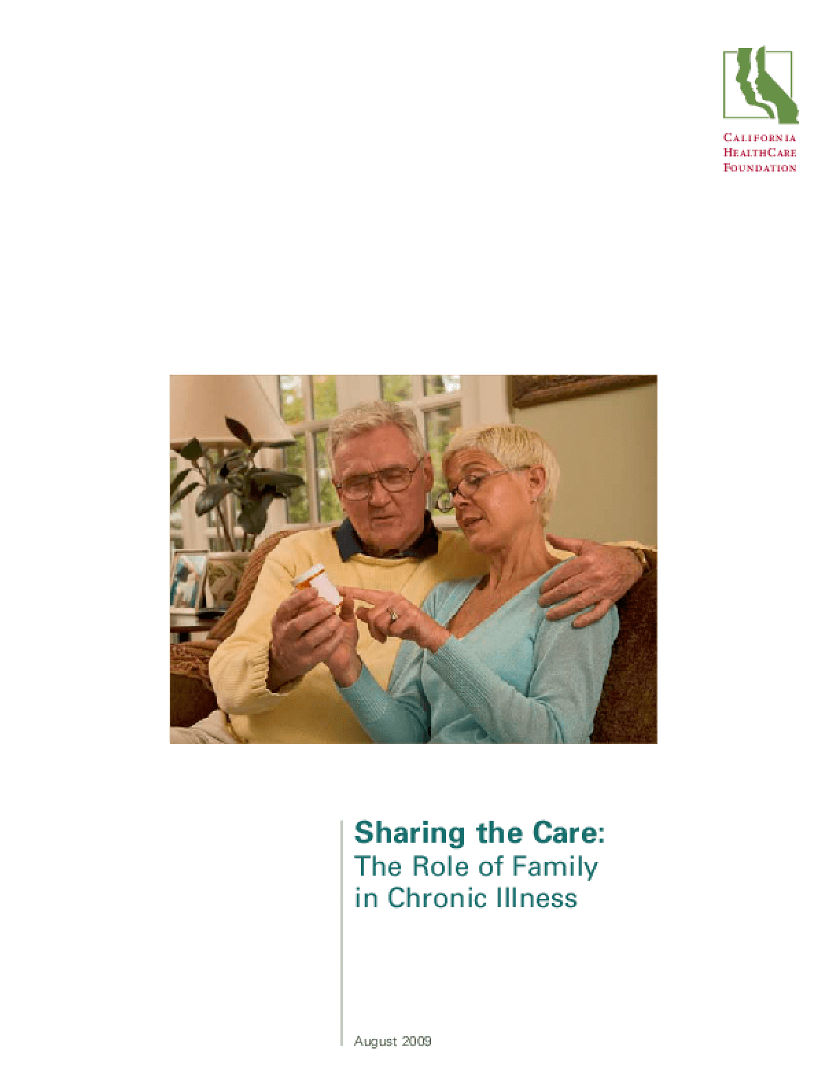 Sharing the Care: The Role of Family in Chronic Illness