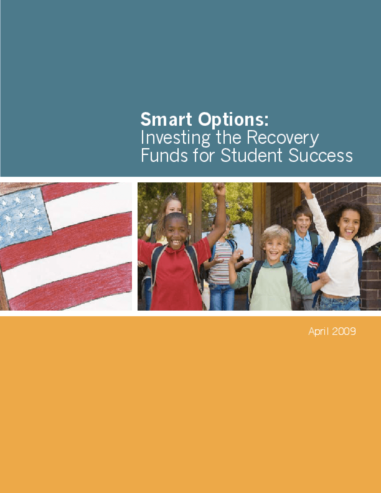 Smart Options: Investing the Recovery Funds for Student Success