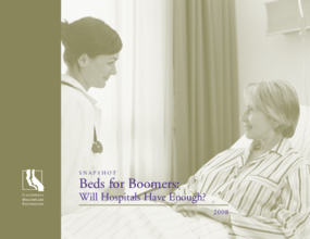 Snapshot: Beds for Boomers: Will Hospitals Have Enough?
