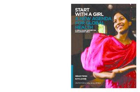 Start With a Girl: A New Agenda for Global Health