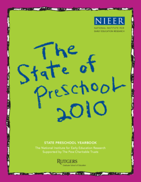 The State of Preschool 2007