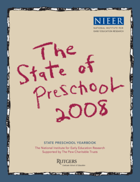 The State of Preschool 2008