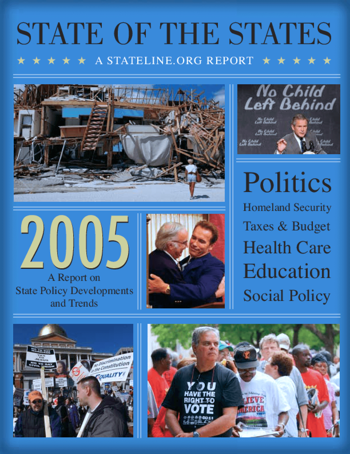 State of the States 2005