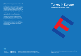 Turkey in Europe: Breaking the Vicious Circle