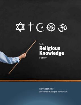 U.S. Religious Knowledge Survey 2010