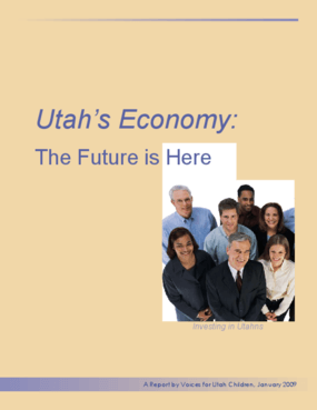 Utah's Economy: The Future Is Here
