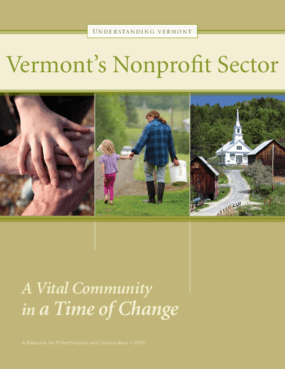 Vermont's Nonprofit Sector: A Vital Community in a Time of Change