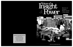 Voices of Insight & Power: Recruiting and Supporting Minority Teachers in Public Schools