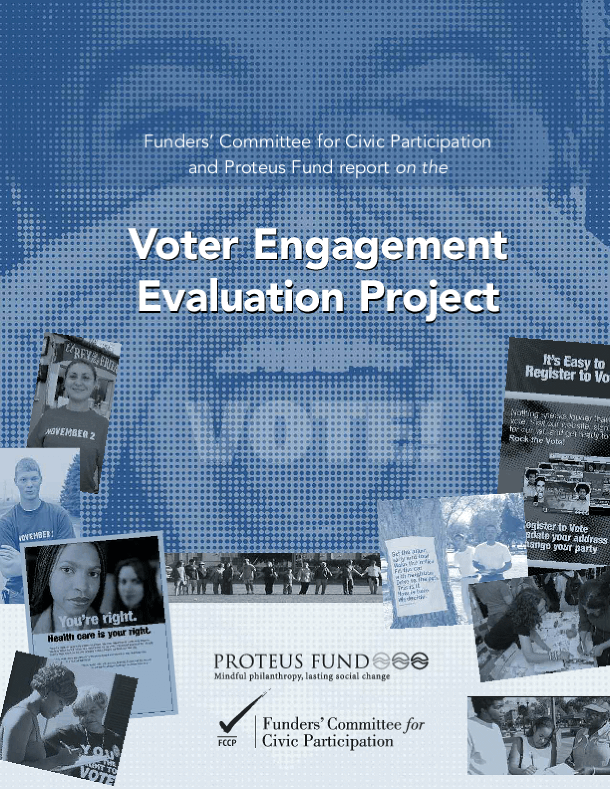 Voter Engagement Evaluation Project