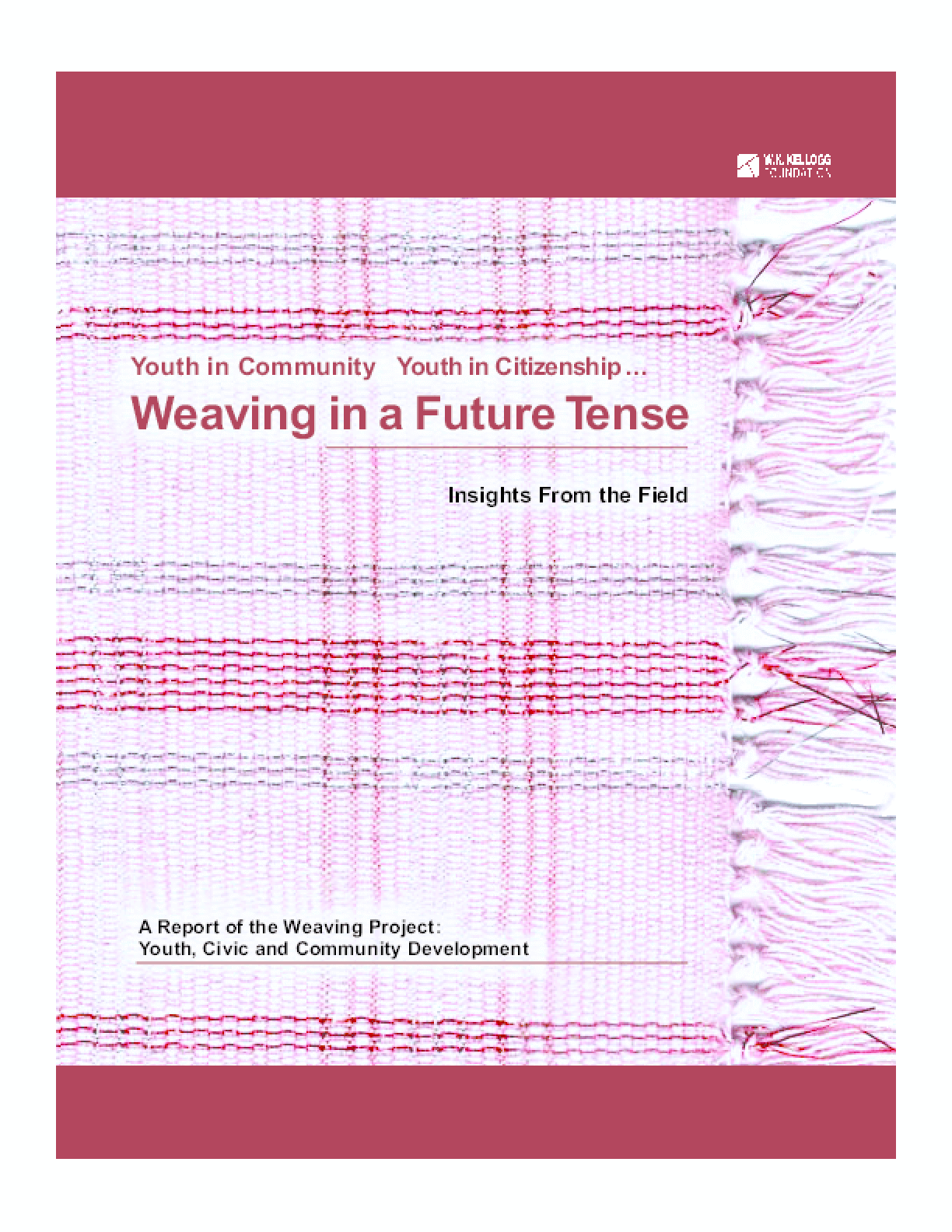 Weaving in a Future Tense