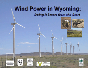 Wind Power in Wyoming: Doing It Smart From the Start