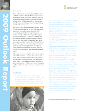 2009 Outlook Report