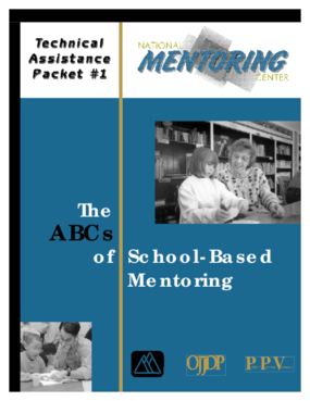 The ABCs of School-Based Mentoring