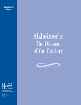 Alzheimers: The Disease of the Century