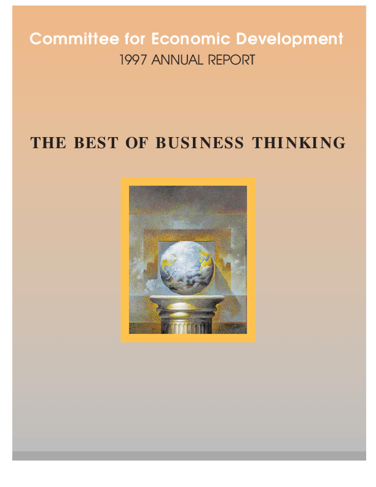 CED's 1997 Annual Report