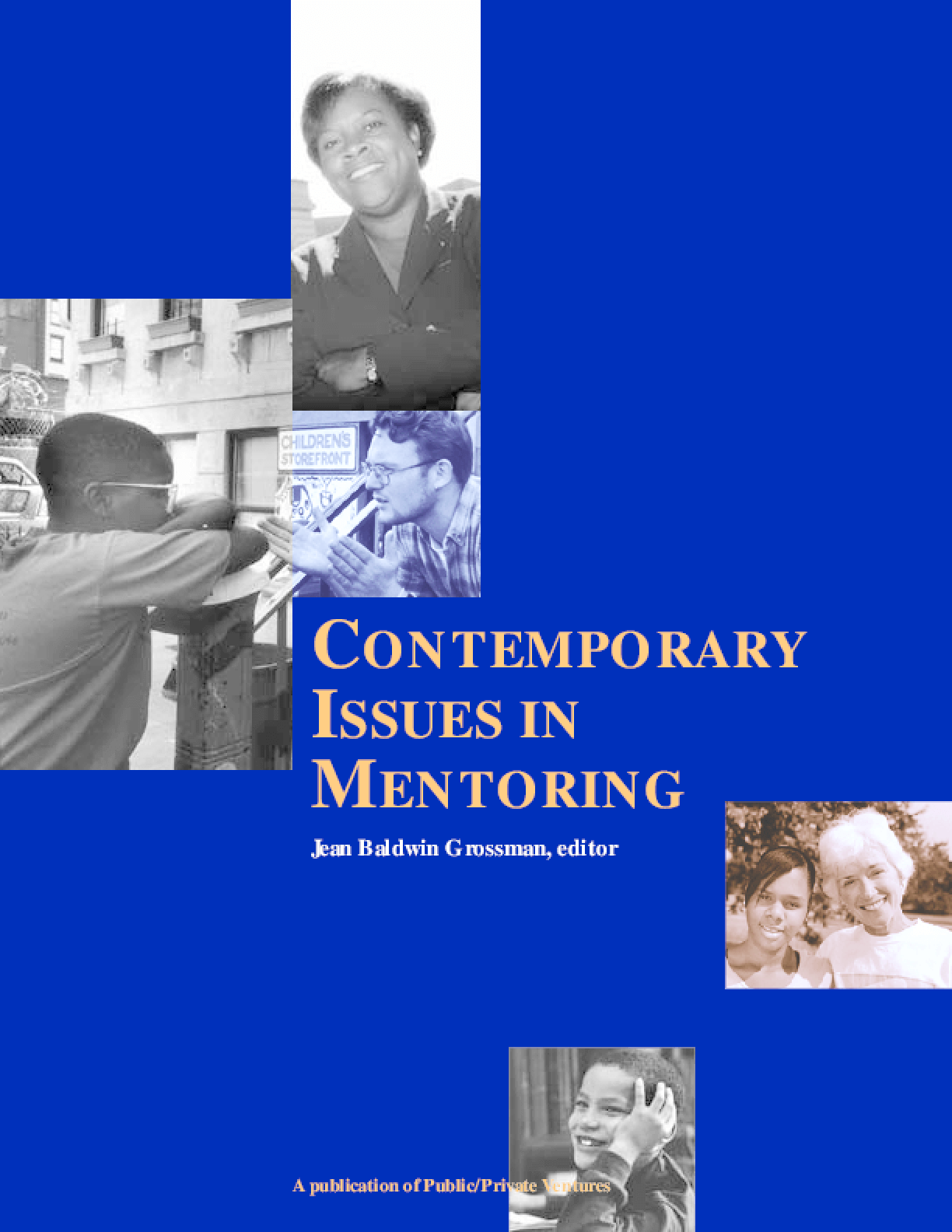 Contemporary Issues in Mentoring
