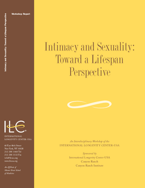 Intimacy and Sexuality: Toward a Lifespan Perspective