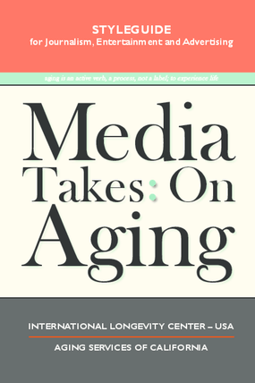 Media Takes: On Aging