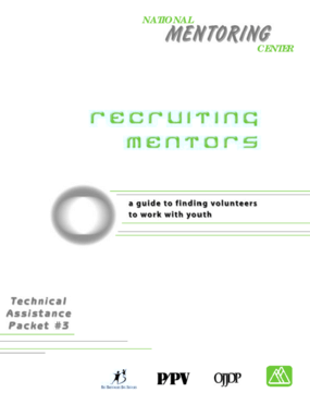 Recruiting Mentors: A Guide to Finding Volunteers