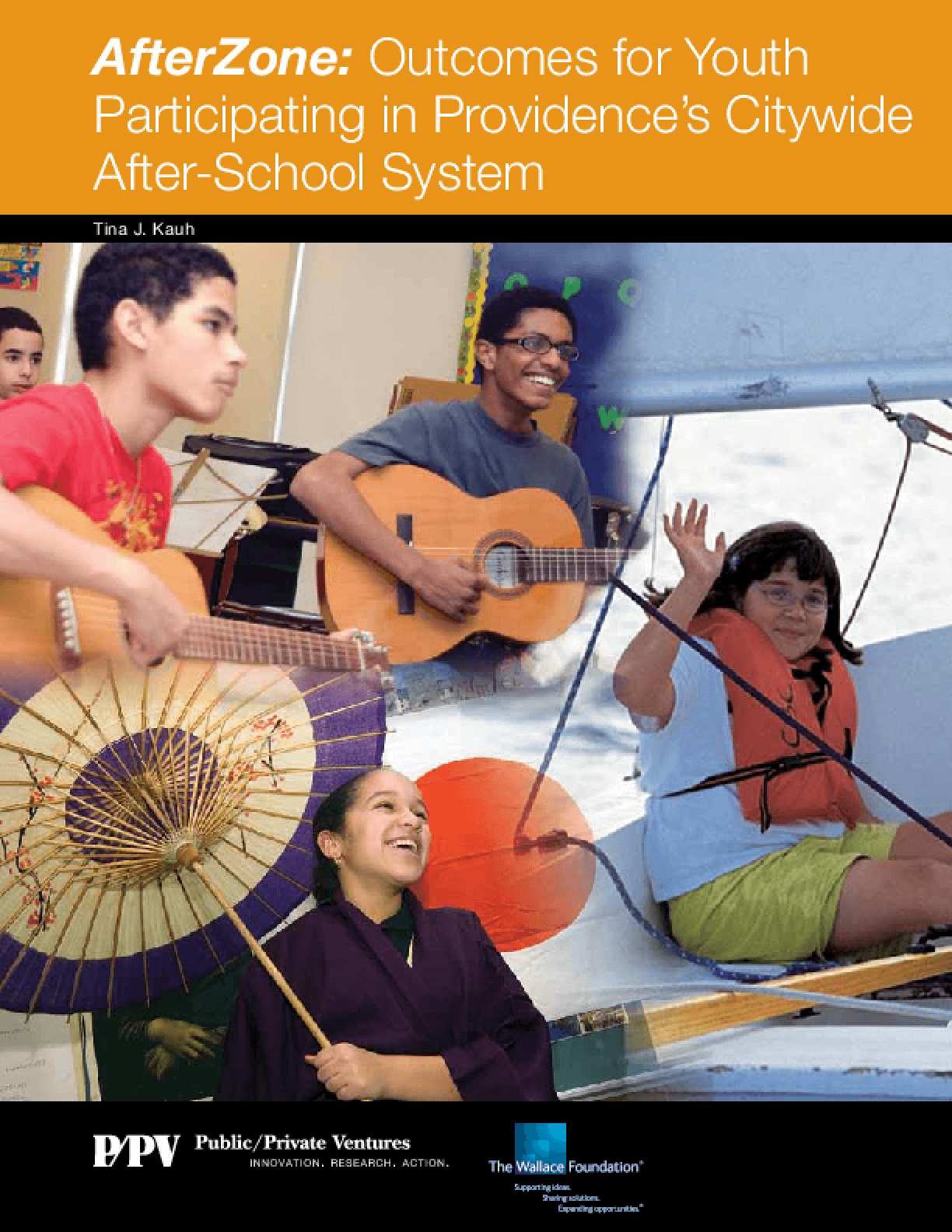 AfterZone: Outcomes for Youth Participating in Providence's Citywide After-School System