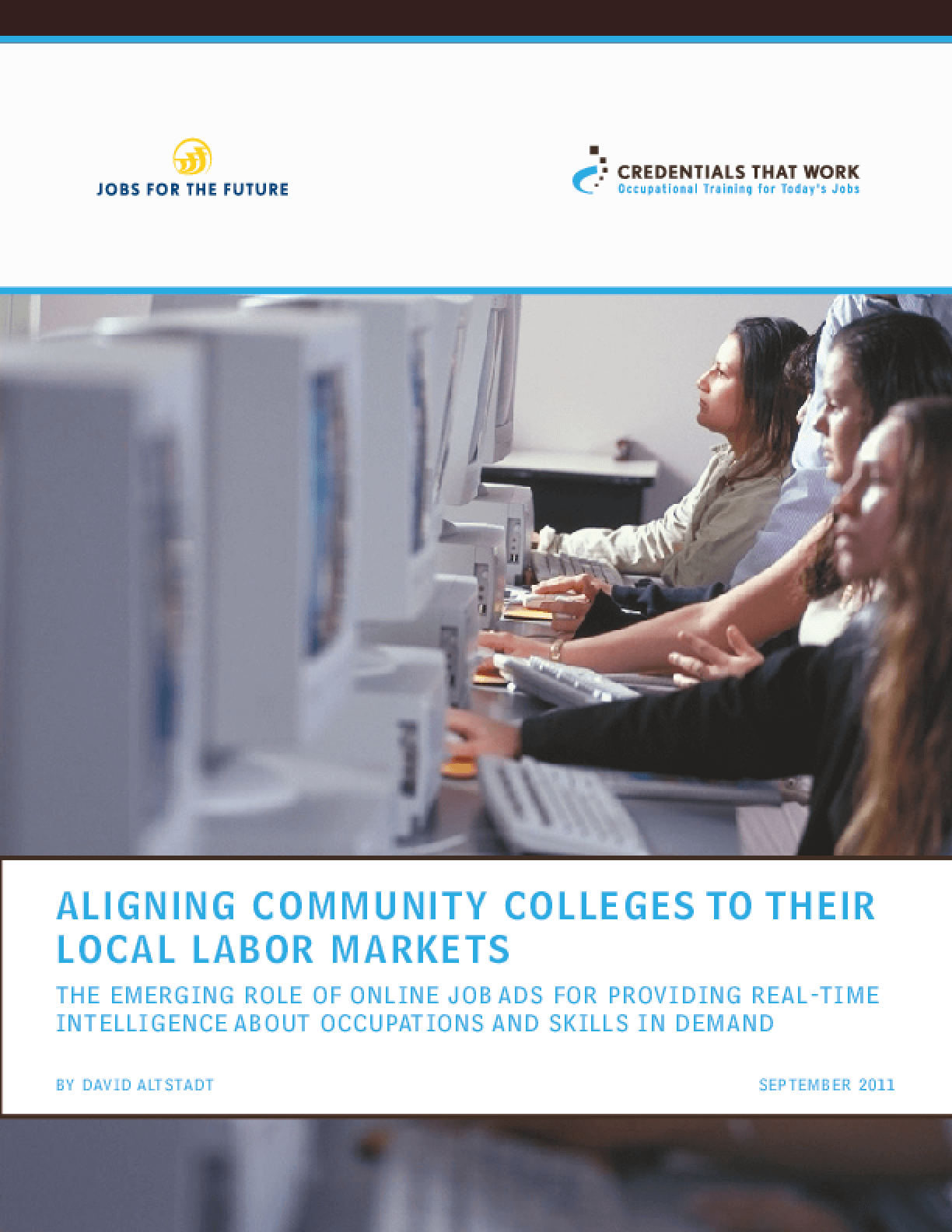 Aligning Community Colleges to Their Local Labor Markets